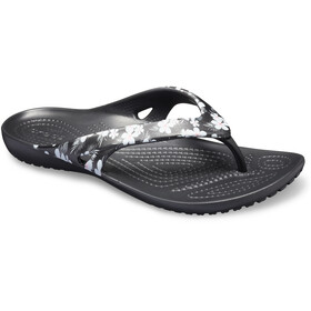 Crocs Kadee II Seasonal - Sandalias Mujer - negro